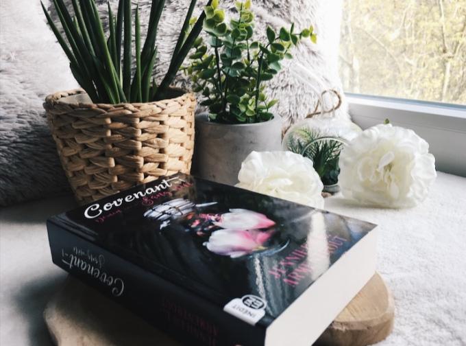 Chronique : Covenant – Jennifer L. Armentrout