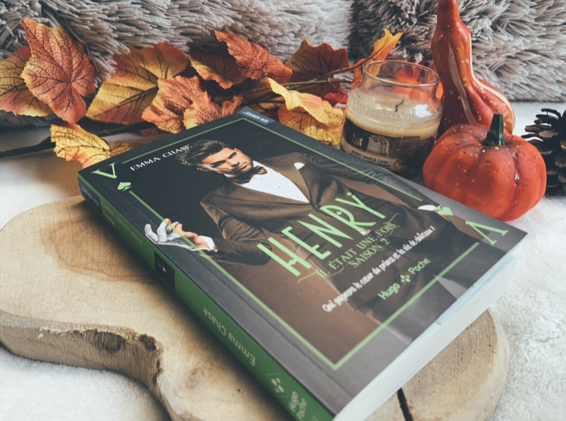Henry – Emma Chase