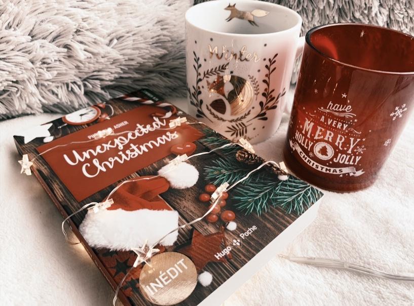 Unexpected Christmas – Phoenix B. Asher