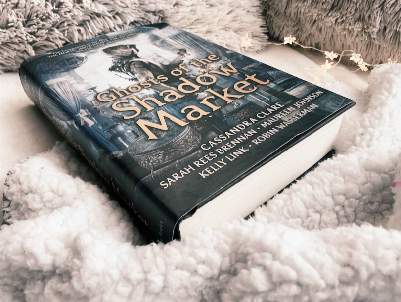Ghosts of the Shadow Market – Cassandre Clare