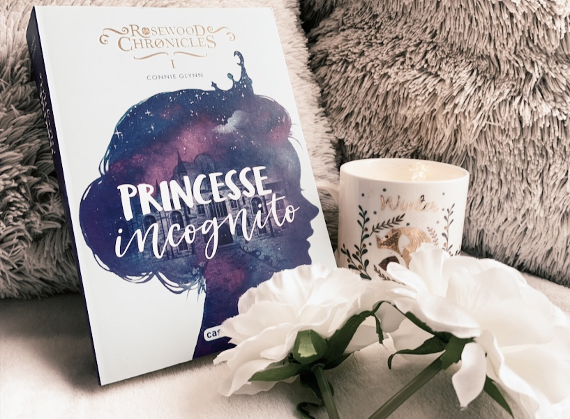 Princesse Incognito – Connie Glynn