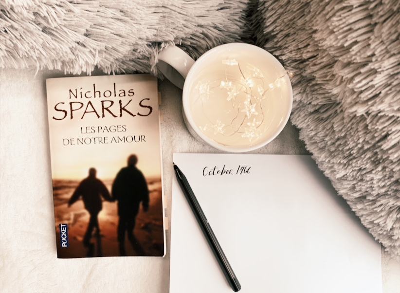 Les pages de notre amour – Nicholas Sparks