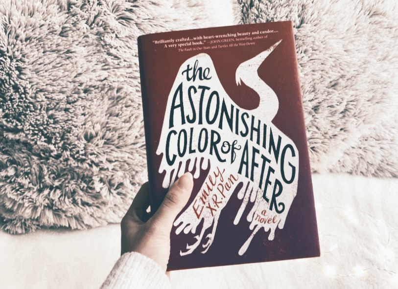 The Astonishing Color of After – Emily X.R Pan